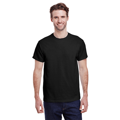 Gildan Adult Ultra Cotton T-Shirt - 6 Colors 4