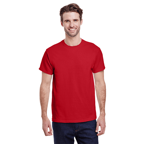 Gildan Adult Ultra Cotton T-Shirt - 6 Colors 5