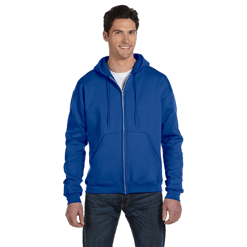 Champion Adult Double Dry Eco Full-Zip Hoodie - 5 Colors 2