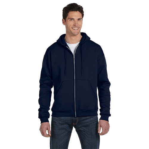 Champion Adult Double Dry Eco Full-Zip Hoodie - 5 Colors 3