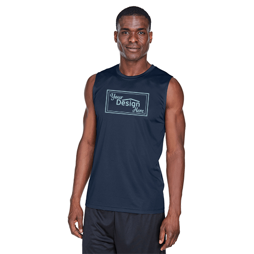 Team 365 Men's Performance Muscle Tank - 7 Colors 1
