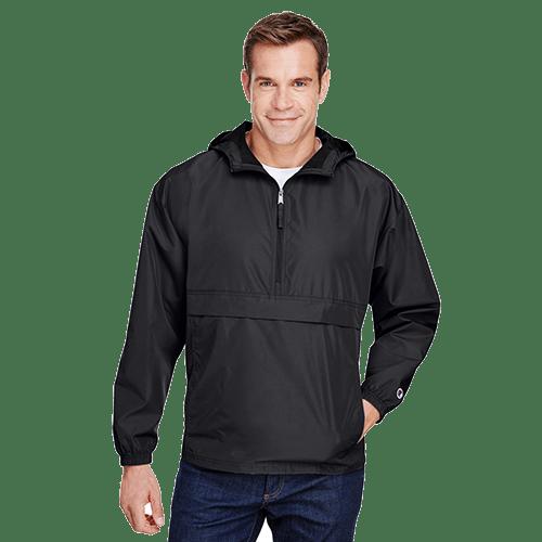 Champion Adult 1/4 Zip Jacket - 6 Colors 5
