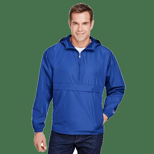 Champion Adult 1/4 Zip Jacket - 6 Colors 4