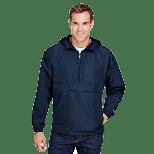 Champion Adult 1/4 Zip Jacket - 6 Colors 3