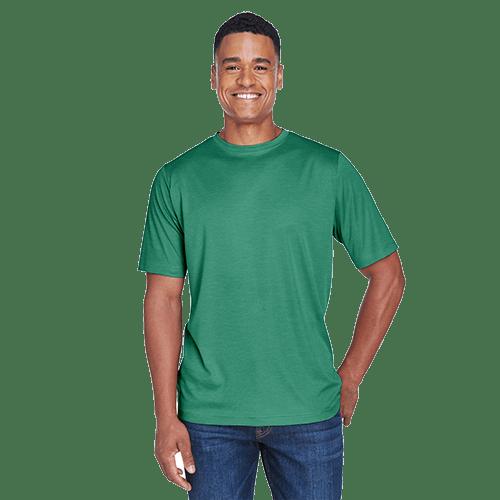 Team 365 Men's Sonic Heather Performance T-Shirt - 8 Colors 4