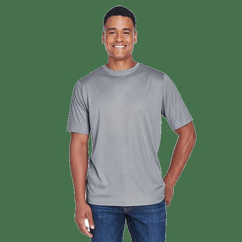 Team 365 Men's Sonic Heather Performance T-Shirt - 8 Colors 8