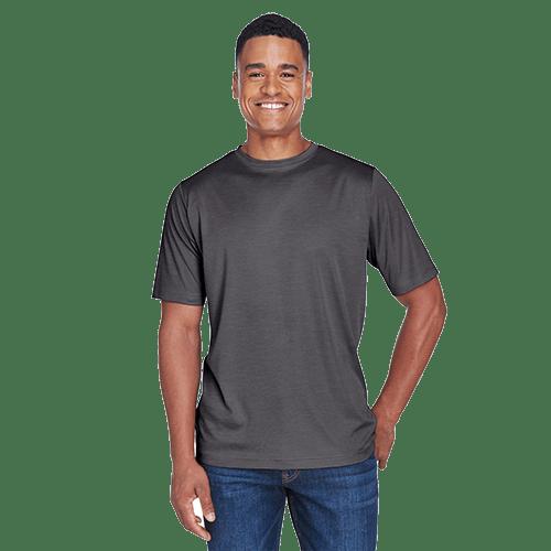 Team 365 Men's Sonic Heather Performance T-Shirt - 8 Colors 3