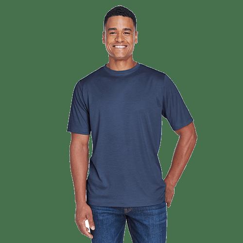 Team 365 Men's Sonic Heather Performance T-Shirt - 8 Colors 2