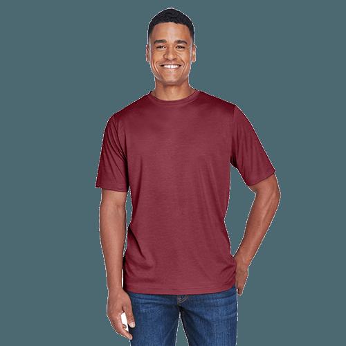 Team 365 Men's Sonic Heather Performance T-Shirt - 8 Colors 5