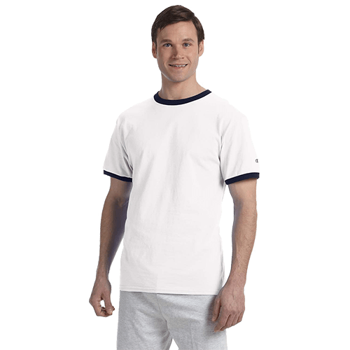 Champion Adult Ringer T-Shirt - 3 Colors 2