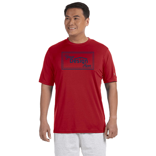Champion Adult Double Dry T-Shirt - 16 Colors 1