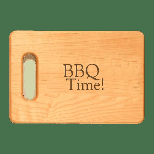 Maple Rectangle Cutting Board 1