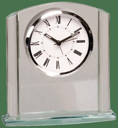 Glass Clock 2