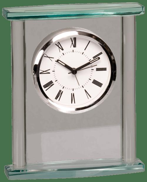 Glass Clock 3