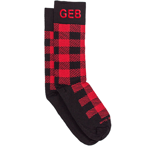 Personalized Rainier Socks 1