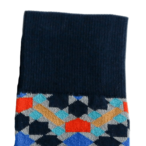 Personalized Zellige Socks 2