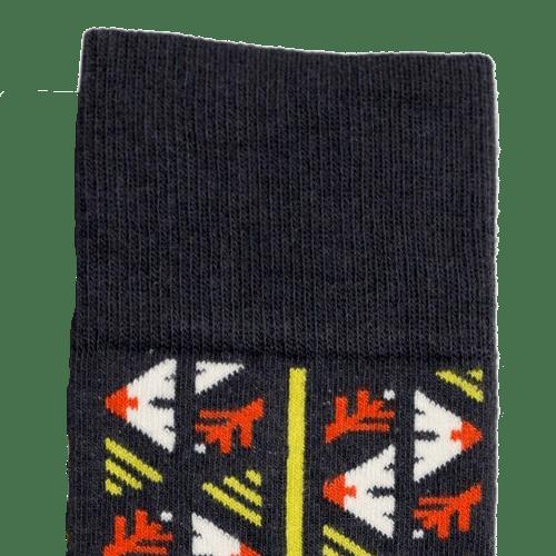 Personalized Harvest Socks 2