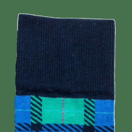 Personalized Tartan Socks 2
