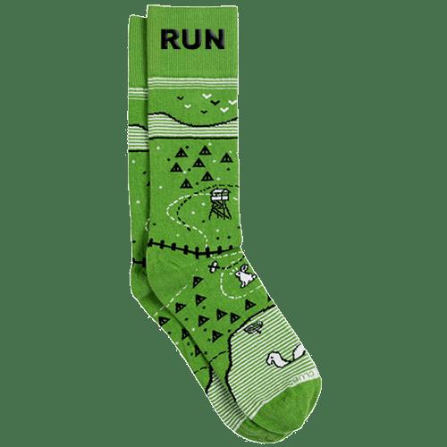 Personalized Nessie Socks 1