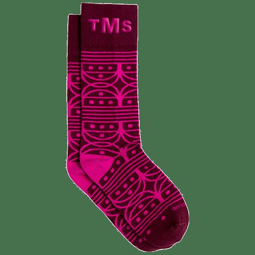 Personalized Venn Socks 1