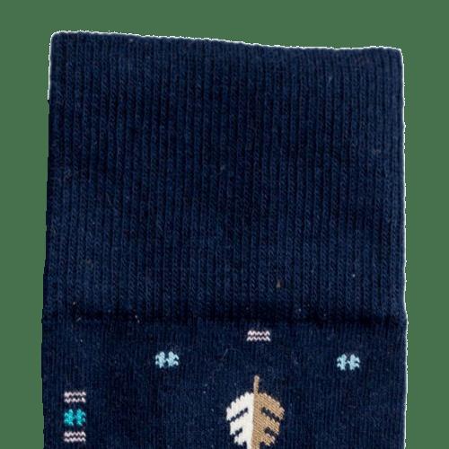 Personalized Conifer Socks 3
