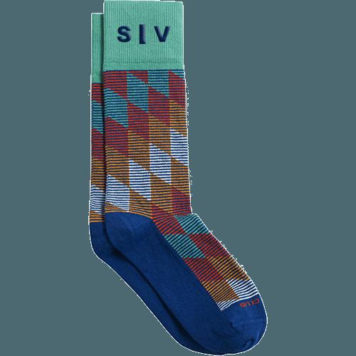 Personalized Harlequin Socks 1