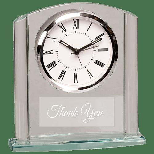 Glass Clock 1
