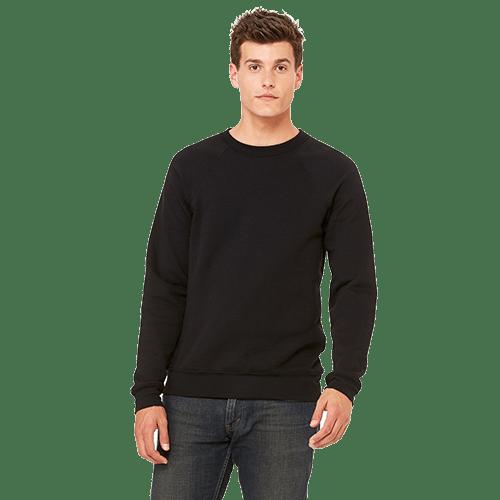 Bella + Canvas Unisex Sponge Fleece Crewneck Sweatshirt - 10+ Colors Available 8