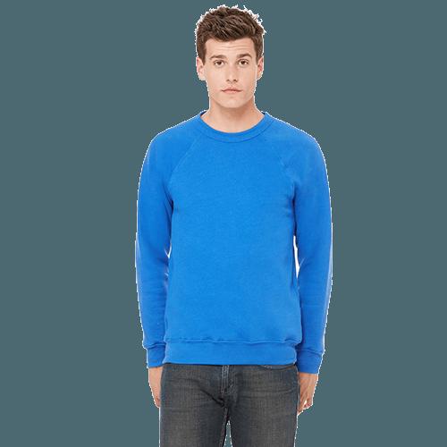 Bella + Canvas Unisex Sponge Fleece Crewneck Sweatshirt - 10+ Colors Available 6