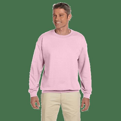 Adult Heavy Blend Fleece Crew - 13 Colors 4