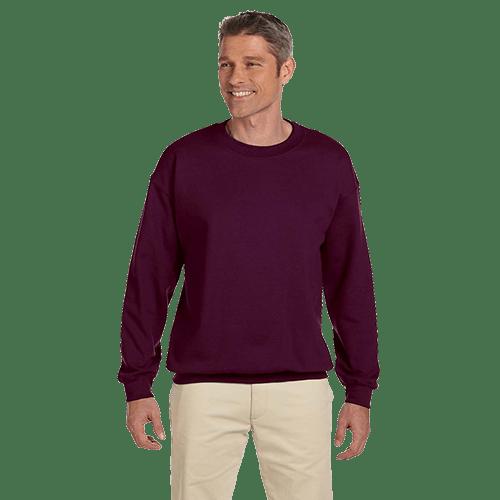 Adult Heavy Blend Fleece Crew - 13 Colors 6