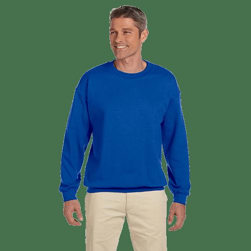 Adult Heavy Blend Fleece Crew - 13 Colors 2