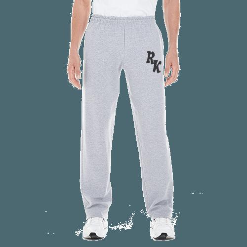 Adult Straight Leg Sweatpants - 7 Colors 1
