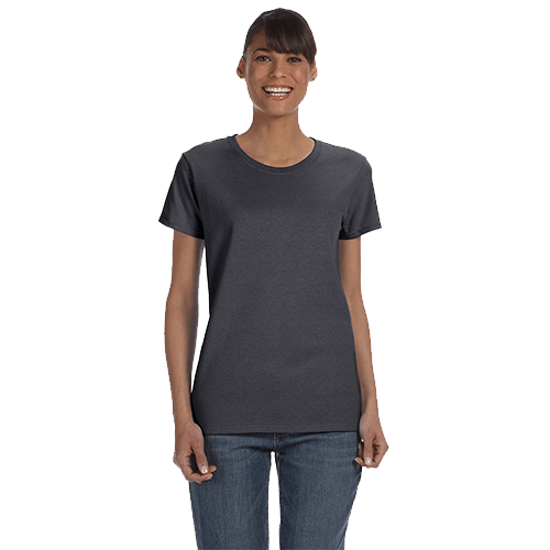 Gildan Ladies Heavy Cotton T-Shirt - Over 20 Colors 8
