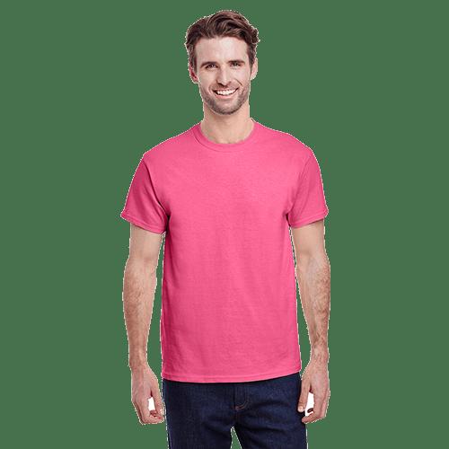 Adult Heavy Cotton T-Shirt - 20 Colors 2