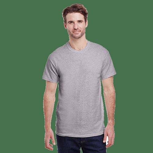 Adult Heavy Cotton T-Shirt - 20 Colors 8