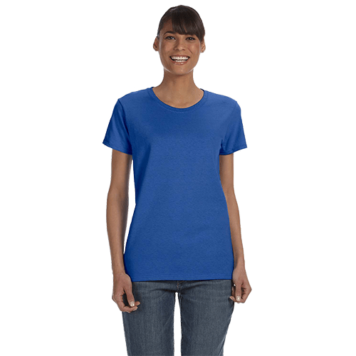 Gildan Ladies Heavy Cotton T-Shirt - Over 20 Colors 10