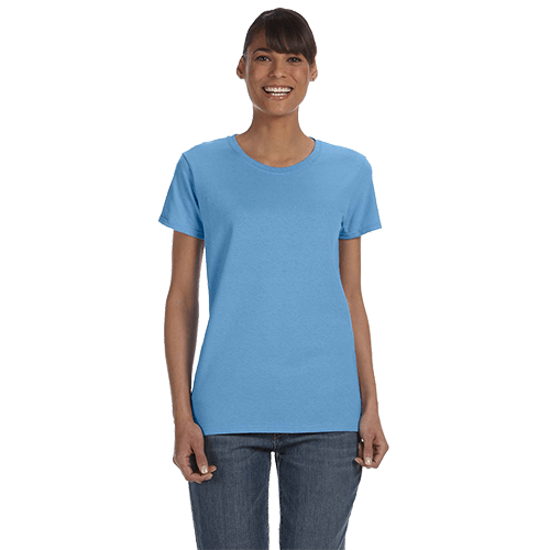 Gildan Ladies Heavy Cotton T-Shirt - Over 20 Colors 15