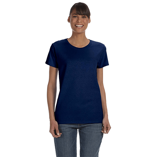 Gildan Ladies Heavy Cotton T-Shirt - Over 20 Colors 11