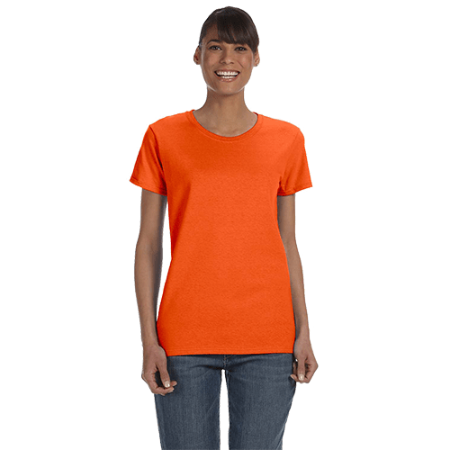 Gildan Ladies Heavy Cotton T-Shirt - Over 20 Colors 5