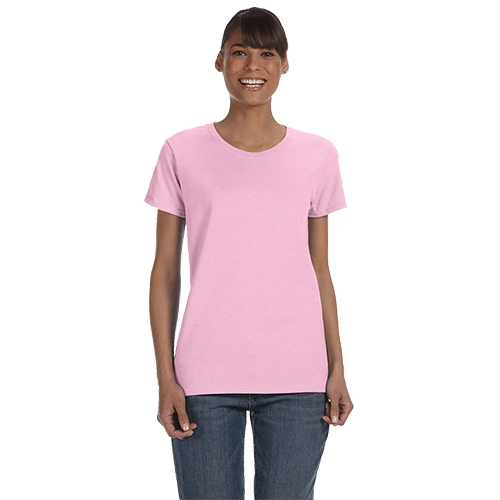 Gildan Ladies Heavy Cotton T-Shirt - Over 20 Colors 13