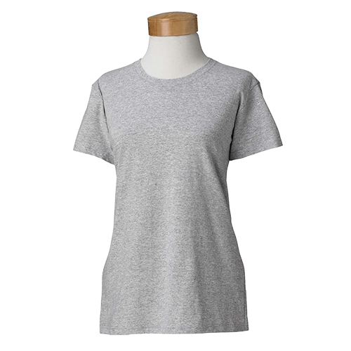 Gildan Ladies Heavy Cotton T-Shirt - Over 20 Colors 7