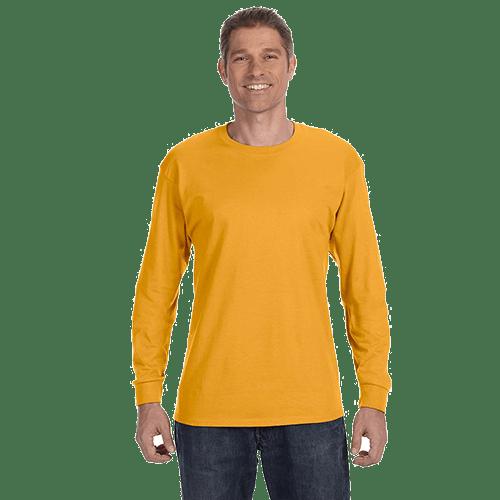 Heavy Cotton Long Sleeve - 20 Colors 8