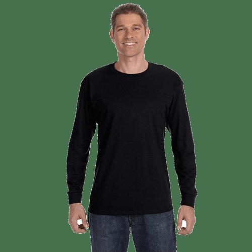 Heavy Cotton Long Sleeve - 20 Colors 3