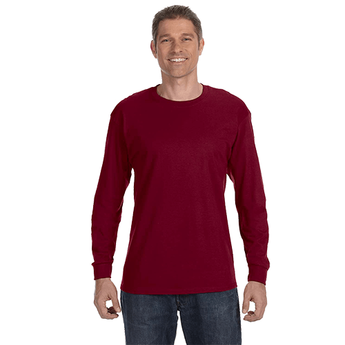 Heavy Cotton Long Sleeve - 20 Colors 4