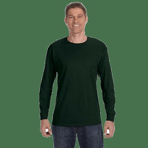 Heavy Cotton Long Sleeve - 20 Colors 7
