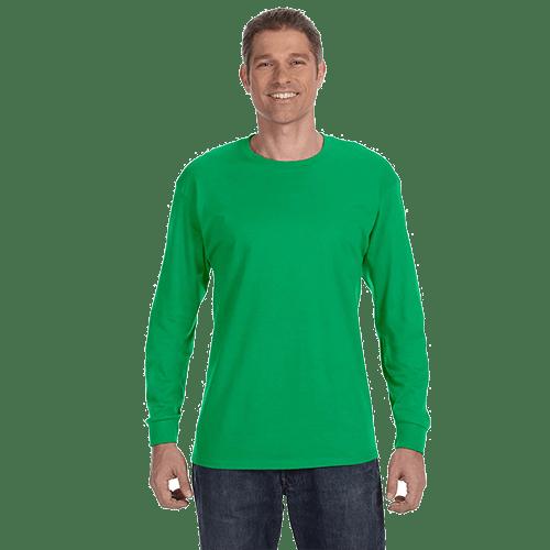 Heavy Cotton Long Sleeve - 20 Colors 9