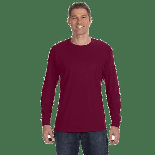 Heavy Cotton Long Sleeve - 20 Colors 11