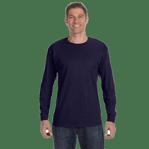 Heavy Cotton Long Sleeve - 20 Colors 13
