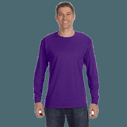 Heavy Cotton Long Sleeve - 20 Colors 15